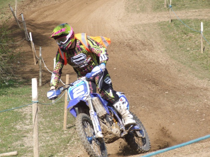 Llan Motocross Track, click to close